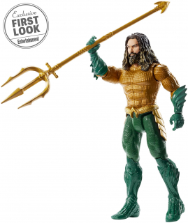 Aquaman - zabawka od firmy Mattel