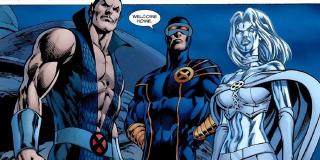 Namor The Sub-Mariner (w tym przypadku ważne jest jednak jeszcze porozumienie ze studiem Universal) - Władca Atlantydy, jedna z najmądrzejszych postaci w uniwersum; pierwszy heros, którego stworzył Dom Pomysłów