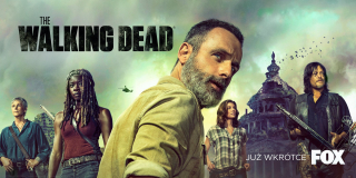 The Walking Dead 9. sezon - plakat