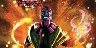 Kang Zdobywca - kolejny z potencjalnych następców Thanosa; potężny złoczyńca, ekspert w dziedzinie technologii przyszłości; istnieje wiele jego wersji, które przemierzają czas i alternatywne światy