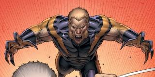 Sabretooth - wielki rywal Wolverine'a; posiada zbliżone do niego moce z czynnikiem samogojącym na czele; pazury Sabretootha potrafią ciąć niemal każdy materiał na Ziemi