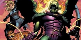 Annihilus - stwór pochodzący z tajemniczego wymiaru zwanego Strefą Negatywną; obdarzony nadludzką siłą, potrafi się sklonować (klony zachowują jego moce i wspomnienia), a Panel Kosmicznej Kontroli umożliwia mu władzę nad energią kosmiczną; w komiksach dokonywał on już inwazji na Ziemię