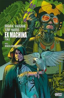 Ex Machina, tom 2 - okładka