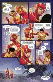 Flash #02. Pęd ciemności - plansza