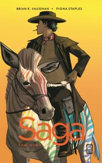 Saga 8, tom 8 - okładka