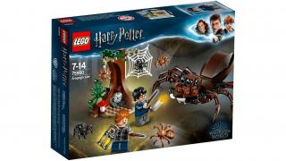 LEGO Harry Potter - Legowisko Aragoga