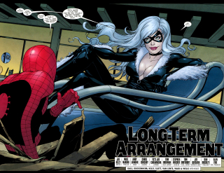 Black Cat w grze Marvel's Spider-Man
