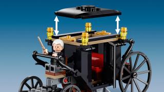 LEGO® Fantastic Beasts - Ucieczka Grindelwalda