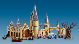 LEGO Harry Potter - Wielka Sala w Hogwarcie