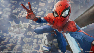 2. Marvel's Spider-Man (2017) - PlayStation 4 - 87% na Metacritic