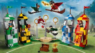 LEGO Harry Potter - Mecz quidditcha