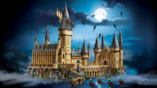 LEGO Harry Potter - Zamek Hogwart