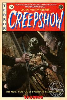 Creepshow - plakat