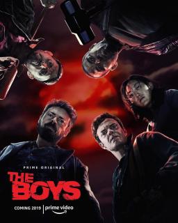 The Boys - plakat