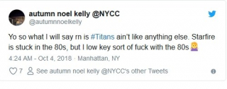Titans - opinie o serialu