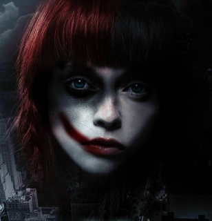 Christina Ricci jako Harley Quinn