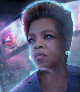 Oprah Winfrey jako Amanda Waller