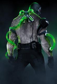 Dave Bautista jako Bane