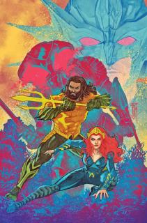 Aquaman - plakat
