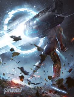 Avengers 4 - fanart