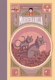 Murderabilia - okładka