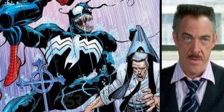 Tylko jedna osoba przeżyła lądowanie statku kosmicznego należącego do Life Foundation - to John Jameson, syn znanego z trylogii Sama Raimiego o Spider-Manie J. Jonah Jamesona, redaktora Daily Bugle