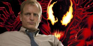 W scenie po napisach w więzieniu San Quentin pojawia się Cletus Kasady, z którym Eddie ma przeprowadzić wywiad; w komiksach Kasady jest seryjnym zabójcą, który przebywał w jednej celi z Brockiem - gdy pierwszy zaatakował drugiego, Venom przybył dziennikarzowi na ratunek, jednak krew Eddie'ego łącząc się ze strukturą genetyczną Kasady'ego doprowadziła do powstania Carnage'a - najgroźniejszego przeciwnika Venoma