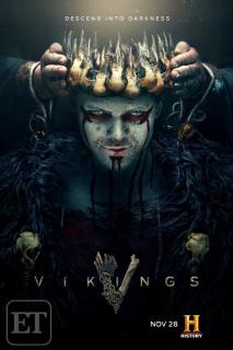 Wikingowie - plakat 5B