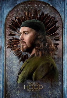 Robin Hood: Początek - plakat