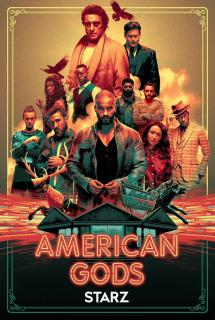 Amerykańscy bogowie - plakat 2. sezonu