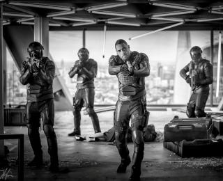Idris Elba - Hobbs and Shaw