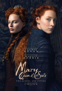Mary, Queen of Scots - plakat