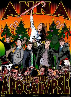 Anna and the Apocalypse - plakat