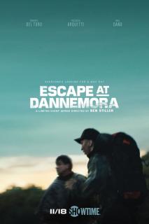 Escape at Dannemora - plakat