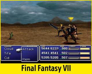 PlayStation Classic - dostępne gry