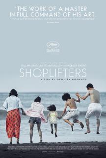 Shoplifters - plakat