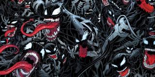 Venom nazywa Eddie'ego nieudacznikiem dodając, że podobny status posiada na swojej planecie - podobnie rzecz wygląda we współczesnych komiksach o Venomie, gdzie ten - głównie z uwagi na cnotliwego żywiciela, którego sobie wybrał - traktowany jest jako istota gorszej kategorii