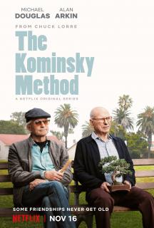 The Kominsky Method - plakat