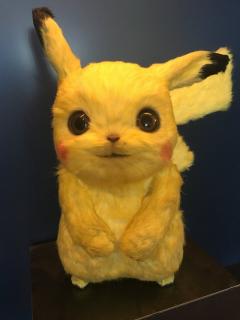 Pokemon: Detektyw Pikachu - modele
