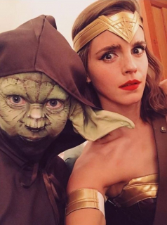 Emma Watson jako Wonder Woman