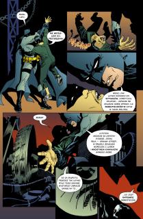 Batman. Rozbite miasto i inne opowieści - plansza