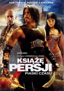 Książę Persji - Piaski czasu