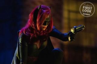 Ruby Rose jako Batwoman w crossoverze Arrowverse