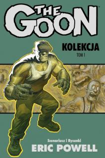 The Goon. Kolekcja. Tom 1 - okładka