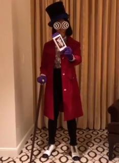 Janelle Monae jako Willy Wonka