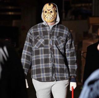 LeBron James jako Jason Vorhees