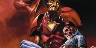 Red Zone - Avengers zostają zdziesiątkowani i rozbici na polu tak fizycznym, jak i psychicznym; wszystko za sprawą bioterrorystycznego ataku na USA