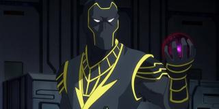 """W 2014 japoński oddział Walta Disneya wypuścił anime """"Marvel Disk Wars: The Avengers"""" - pojawił się doktor Nozomu Akatsuki, który również przywdział kostium Ronina - z perspektywy czasu uznaje się go jednak za innego bohatera niż komiksowy pierwowzór"""