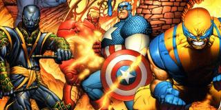 """Ronin po raz pierwszy pojawił się w zeszycie """"New Avengers #11"""" z 2005 roku - twórcami postaci są Brian Michael Bendis i Joe Quesada"""
