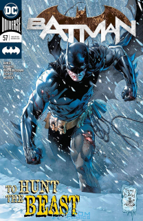 4. Batman #57 (DC) - 95 296 sprzedanych kopii